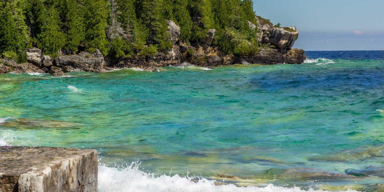 About Dorcas Bay